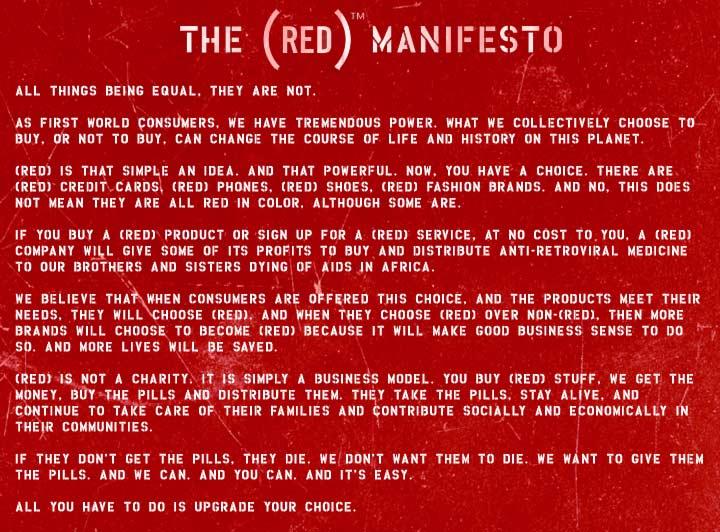 red.manifesto