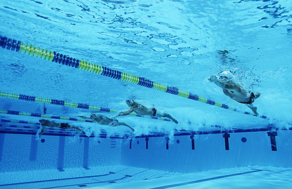 5 conseils pour bien d buter la natation paris theo for Piscine pour nager paris